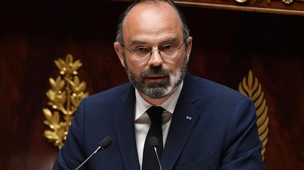 Photo d'Edouard Philippe, Premier ministre